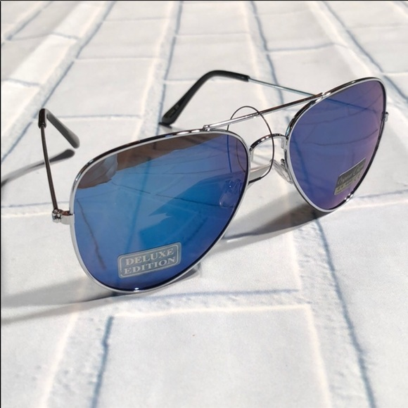 05384cd9d Popnik's Accessories   Sold Nwt Aviator Sunglasses   Poshmark